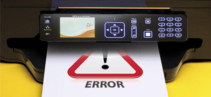 Tổng hợp sự cố của máy in nguyên nhân và  biện pháp khắc phục